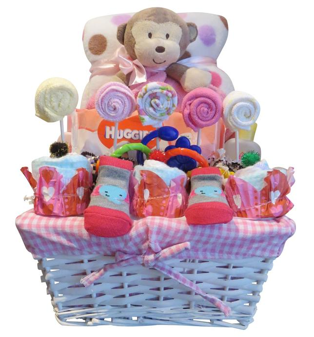 panier cadeau bebe montreal | baby gift baskets | Montpetit Creations